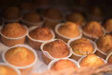 Muffins In The Store