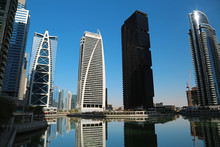 Jumeirah Lakes Towers, Dubai Multi Commodities Centre, UAE