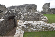 Ogmore Norman Castle South Wales