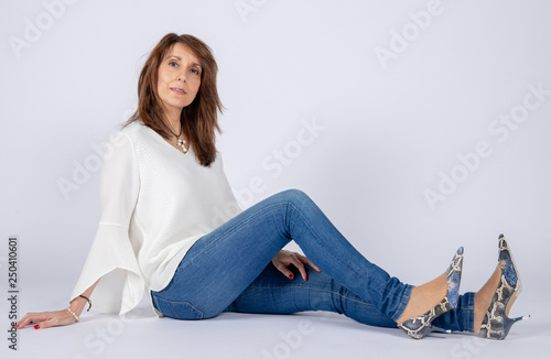Fotografía  Photo shoot for 50 year old woman
