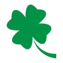 Shamrock - Green Four Leaf Clo...