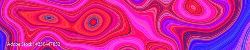 Photo Psychedelic web abstract pattern and hypnotic background,  footer