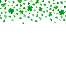 Saint Patrick's Day Border Wit...