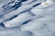 Eiswüste Nordpol - Licht und Schatten