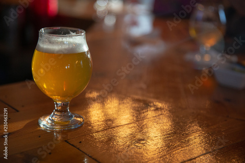 Fotografie, Obraz  Craft Beer on a Bar