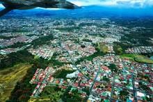 Aerial View Of San Jose, Costa...