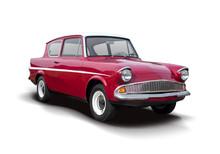 Classic Sport British Car Isol...