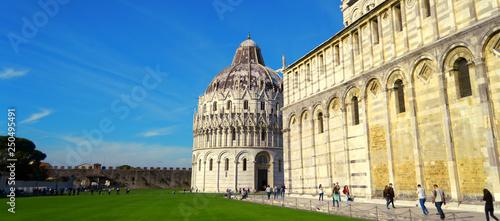 Fotografie, Obraz Piazza dei miracoli pantheon _ Pisa.
