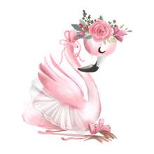Cute Ballerina, Ballet Girl Ba...
