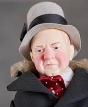Figurines Of Comedian