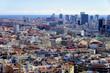 Paranoramic view of Barcelona