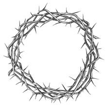Crown Of Thorns, Easter Religi...