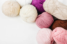 Colorful Yarn For Knitting On ...