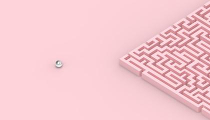Maze Games Contemporary con...