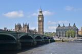 Fototapeta London - Londyn - Big Ben
