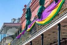 Balconies Of New Orleans, Deco...