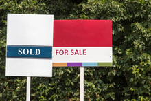 Blank For Sale Signs