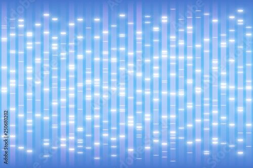 Fotografie, Tablou  DNA test concept, human genetic profiling background, nucleic acids electrophore