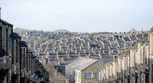 View Of City Skipton - Terrace...