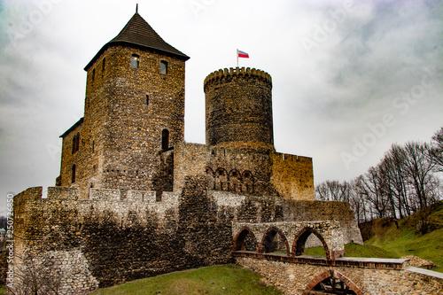 Foto  Castello di Będzin in Polonia