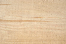 Texture Of Freshly Sawn Wood, Background, Closeup