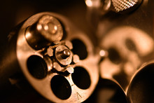 Russian Roulette With A .38 Special Revolver.