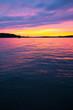 Sunset at Seneca Lake, Ohio