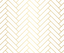 Seamless Herringbone Vector Pattern