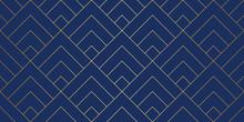 Geometric Squares Seamless Pattern