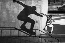 Skate Kid Jump