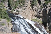 Gibbon Falls, Yellowstone