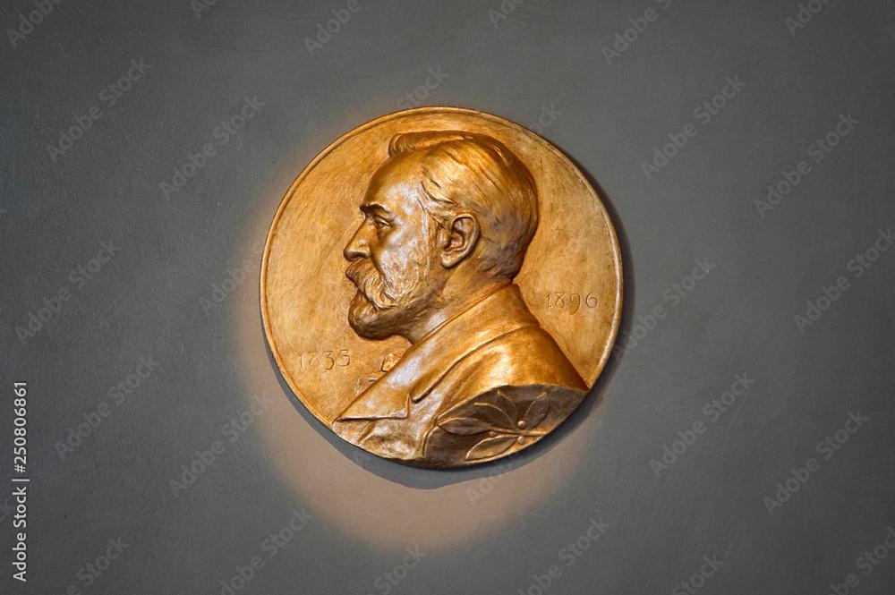 Fototapeta Nobel Prize Stockholm Sweden