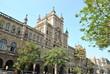 Beautiful architecture in Mumbai in India