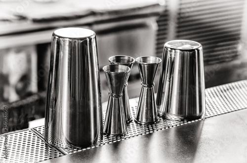 Fotografia  tools for the barman