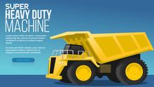 Super Heavy Duty Machine Conce...