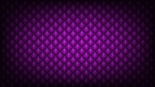 Purple Mardi Gras Background