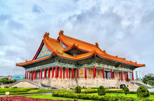 National Concert Hall Of Taiwan In Taipei