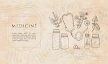 Medicine. Medical Concept. Ren...
