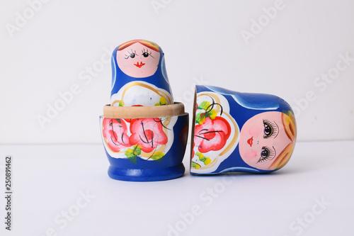 Fotografie, Obraz  russian doll babushka