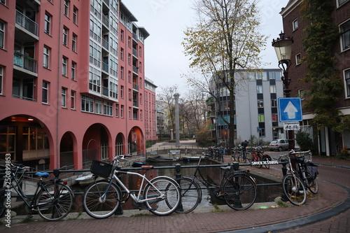 Photo architecture in amsterdam