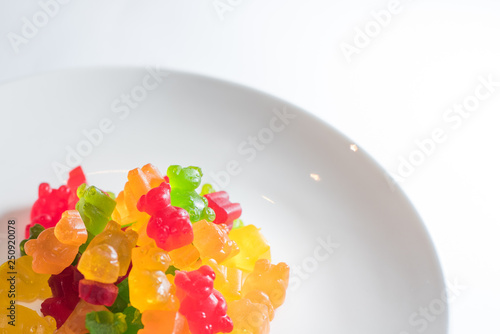 Gummy Bear Pile