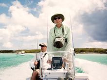 Men Traveling To Fish