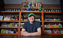 Portrait Of Owner Of Craft Beer Store