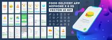 Food Delivery Mobile App Ui Ki...