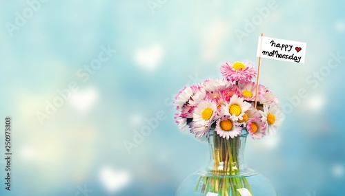 Valokuva  im Mai Muttertag feiern