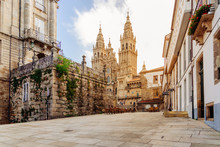 Santiago De Compostela, Cathed...