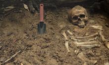Dig The Human Skeletons