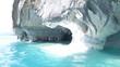 Lago General Carrera - Marmorhöhlen - Argentinien, Chile
