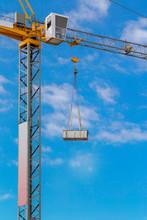 Construction Tower Crane Again...