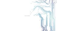 Circuit Board Digital Chipset ...